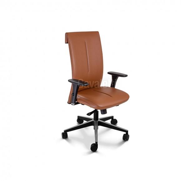 Cadeira Presidente Cavaletti Leef