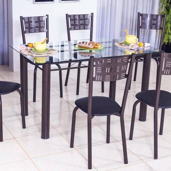 Mesa de Jantar Modecor Camélia