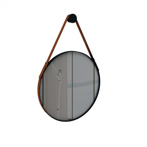 Espelho Rudnick Onix Preto
